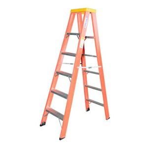 Escada fibra de vidro 8 degraus preço