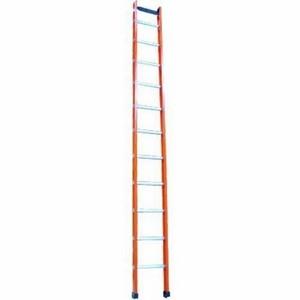 Escada de fibra de vidro 8 degraus sp