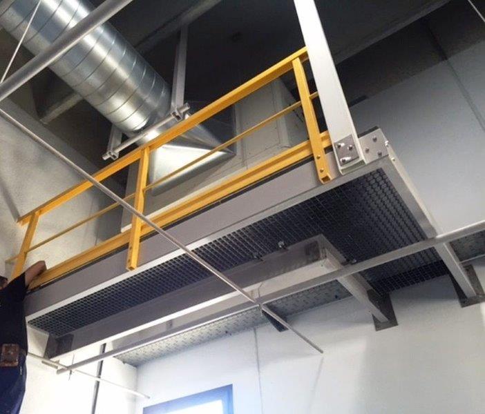 Projetos em fibra de vidro