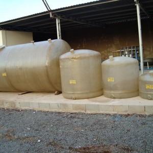 Reservatório fibra de vidro a venda